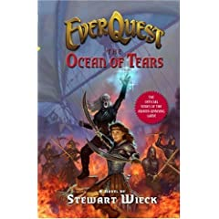 Everquest: The Ocean of Tears (Everquest) by Stewart Wieck