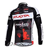 Cgecko Men's Attack Jersey Outdoor Bile Cycling Long Sleeve Jersey Kuota