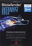 Bitdefender Internet Security 2015 (3 postes, 2 ans)