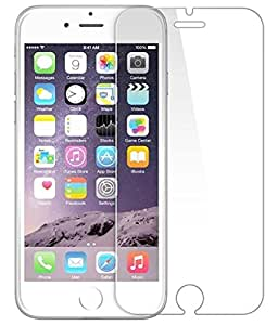 Apple iPhone 6 Plus & 6S Plus Compatible Tempered Glass Screen Protector (Antishock, Curved Edged) (Pack of 2, Only Front Transparent) (Combo Offer, get a VJOY 5200 mAh Power-Bank PINK) (1 Year Replacement Guarantee, Lithium Polymer Battery, Long Battery-Life) worth Rupee 1599/- absolutely free with Screen Protector)