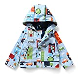 Penny scallan Rain Coat Size 1 Big City - Chubasquero tamaño 1, BIG CITY