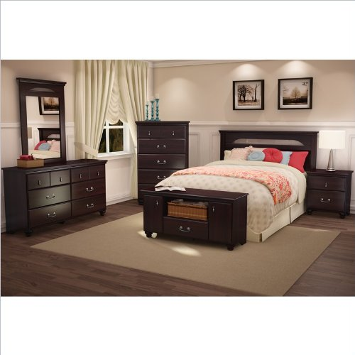 South Shore Dover Full,Queen Panel Headboard 