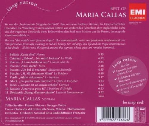 Callas 100 best classics 28 images 6 cd de callas 100 best classics made in usa 180 0 - La finestra sul cortile streaming ...