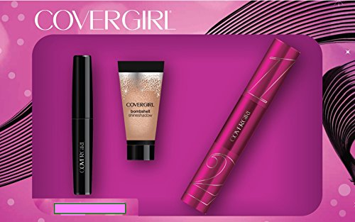 Best CoverGirl Bombshell Mascara Intensity Shadow
