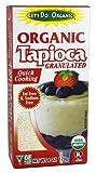 Let's Do - Organic Tapioca Granulated - 6 oz.pack of 2