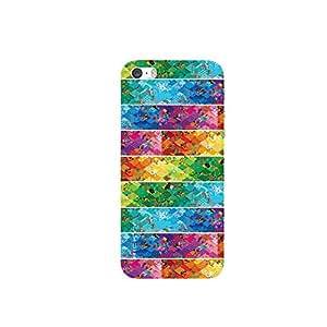 RICKYY _ip5_ 1102 Printed matte designer color design case for Apple iPhone 5