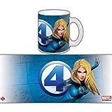 Semic Distribution SMUG010 Mug Marvel Fantastic Four Series 1 Invisible Woman