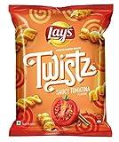 #4: Lay's Twistz, Saucy Tomatina, 57g