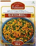豆とほうれん草のカレー 中辛 300g