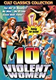 Cover art for  10 Violent Women