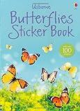 Butterflies Sticker Book (Usborne Nature Sticker Books) (Usborne Spotter's Sticker Guides)