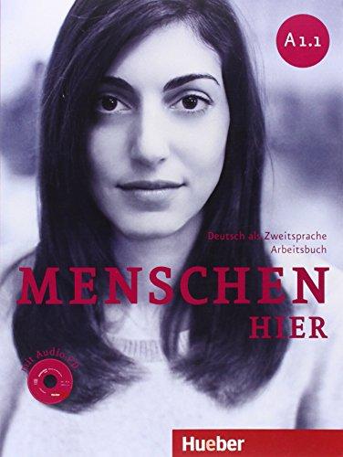 Menschen hier A1/1: Deutsch als Zweitsprache / Arbeitsbuch mit Audio ...