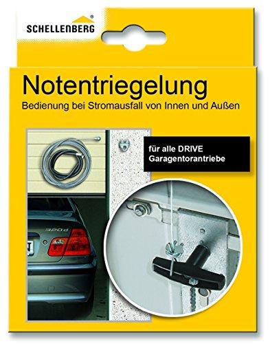 schellenberg 60970 drive automatismo per porte da garage 700p forza trazione 70 kg. Black Bedroom Furniture Sets. Home Design Ideas