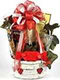 Valentine Italian Getaway -Gourmet Italian Valentine's Day Gift Basket