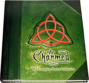 Charmed - Book of Shadows, complete Series [49DVD] EU-Import with Region 2