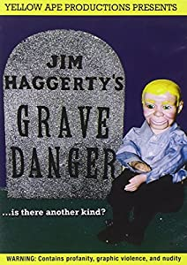Grave Danger-Jim Haggertys [DVD] [2009] [Region 1] [US Import] [NTSC]