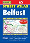 Philip's Street Atlas Belfast