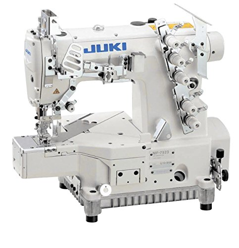Juki MF-7923 - 3 Needle Coverstitch, , Cylinder Bed Industrial Machine w/ Table & Motor (Table Comes Assembled) - Used to be MF-7823 primary
