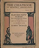 img - for The Chapbook (A Monthly Miscellany) (No. 19, January 1921) book / textbook / text book