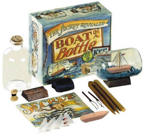 Authentic Models Boat in a Bottle Kit boat kit