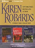 img - for Karen Robards CD Collection: Bait, Superstition, Vanished book / textbook / text book