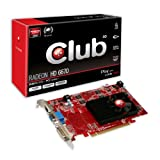 Club 3D CGAX-6676 AMD Radeon HD 6670 Grafikkarte (PCI-e, 2GB...