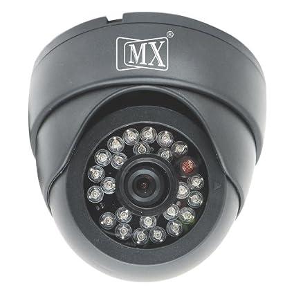 MX S102 CCTV DOME Camera