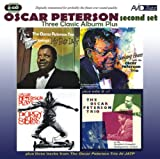 Three Classic Albums Plus (Plays Porgy And Bess / Swinging Brass / My Fair Lady) Oscar Peterson