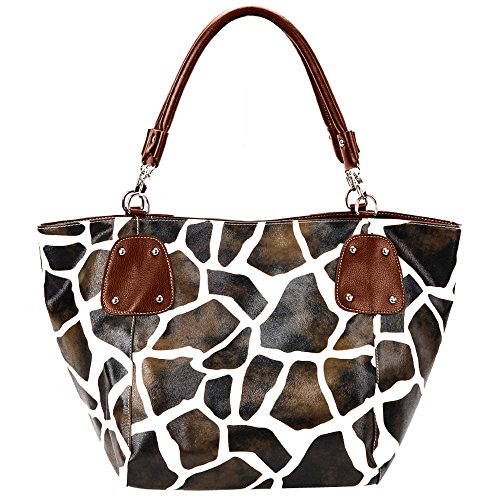 fash-giraffe-stampa-faux-leather-tote-handbag-donne-sacchetto-di-mano-sacchetto-casuale-ragazze-coll