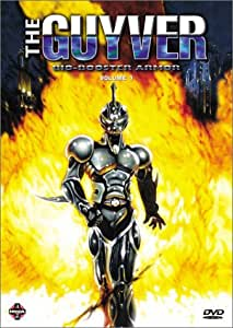 The Guyver: Bio-Booster Armor, Volume 1 (ep.1-6)