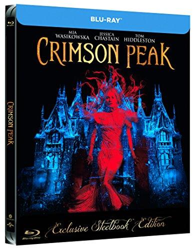 Crimson Peak Blu Ray Steelbook PDF