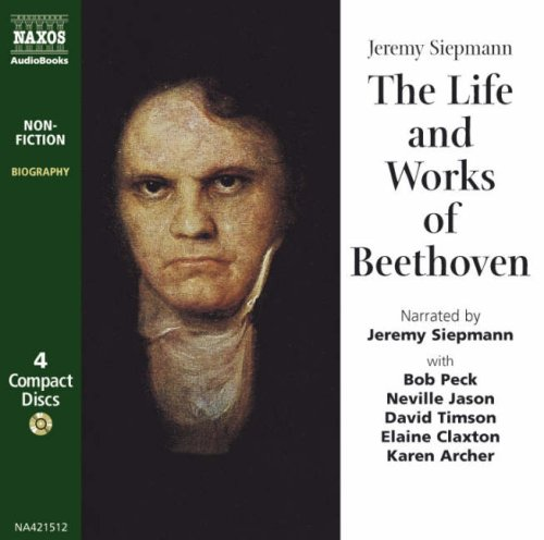 Life & Works of Beethoven 4D (Classic Literature with Classical Music)