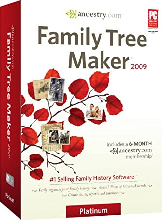 Family Tree Maker 2009 Platinum [OLD VERSION]