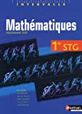 Mathmatiques 1e STG