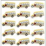 Jolee's Boutique Repeats Dimensional Stickers, School Bus