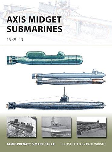 Axis Midget Submarines: 1939-45 (New Vanguard)
