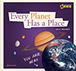 Every planet has a place : a book about our solar system