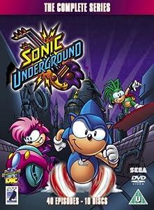 Sonic Underground - The Complete Series