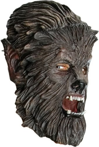 Wolfman Latex Mask