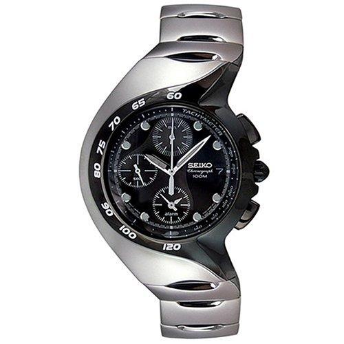 Seiko Men'S Sna061 Alarm Chronograph Watch