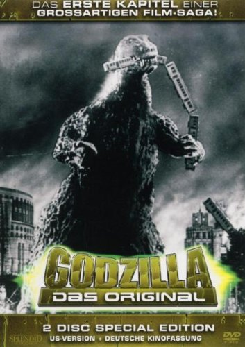 Godzilla - Das Original [Special Edition] [2 DVDs]