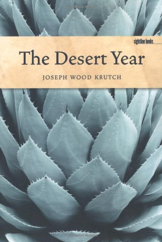 The Desert Year (Sightline Books)