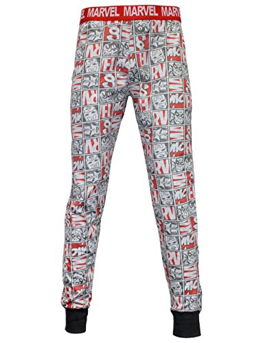 Marvel Comics Mens' Avengers Lounge Pant