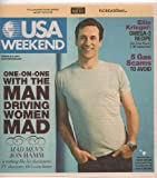 USA Weekend (March 2-4, 2012 - Mad Mens Jon Hamm)