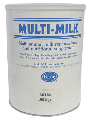 Multi-Milk Replacer, 28-Ounce