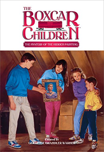 The Mystery of the Hidden Painting (The Boxcar Children Mysteries #24) PDF