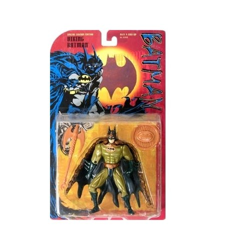 Batman: Legends of Batman WB Edition Series 2 Viking Batman Action Figure