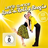 Various Artists Rock'n'Roll & Boogie - Let's Dance. 2CD & DVD
