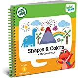 LeapFrog Shapes Colors Creative Expression Start Kindergarten Activity Book