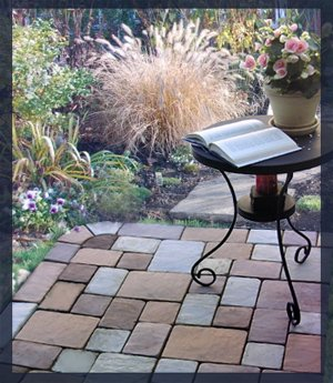 Patio Paver Mold